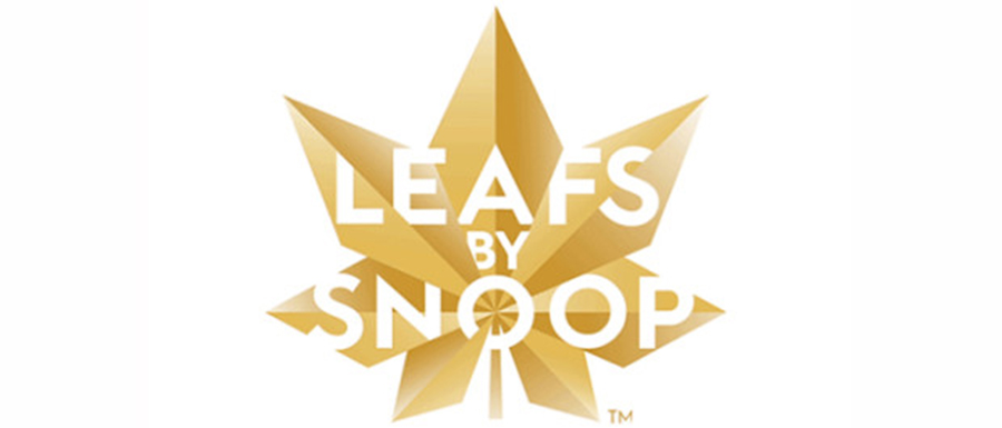leafs by snoop logo. social media marketing strategies for marketing medical marijuana. 420Digital.ca Cannabis Marketing Agency.