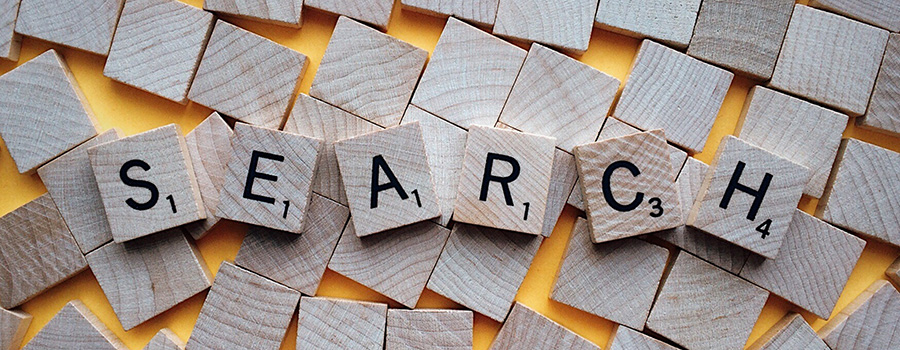 Scrabble tiles spelling out the word search. Medical marijuana seo services. SEO company for Marijuana Dispensaries. Dispensary SEO company. 420Digital.ca.