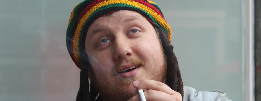 Ginger rasta smoking. Digital marketing tips for marijuana dispensaries. Digital marketing for cannabis retail stores. Do dispensaries need digital marketing?