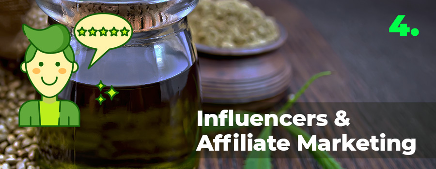 How To Market CBD Oil Online With These 5 Powerful Marketing Tactics