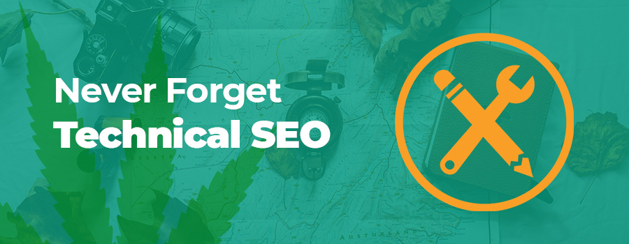 Always remember to implement technical seo in your cannabis marketing strategy along with on-page SEO marketing. Cannabis SEO agency. Marijuana Marketing agency. SEO agency for cannabis dispensaries.