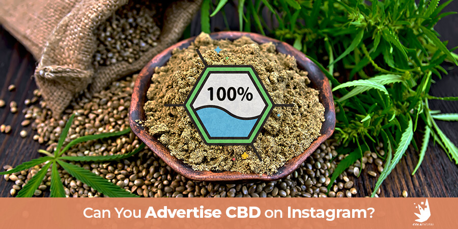 Can You Advertise CBD on Instagram? Question Answered With Options!
