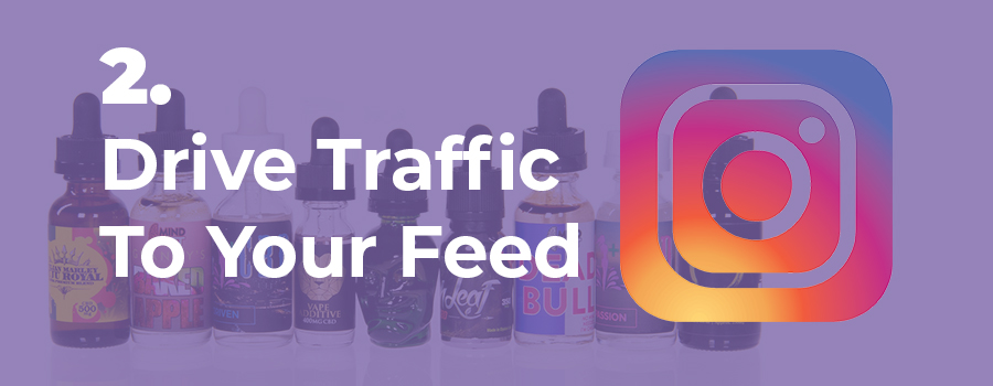 CBD vials with text on top. Dispensary marketing tips for Instagram. Instagram dispensary marketing ideas. Dispensary marketing agency.