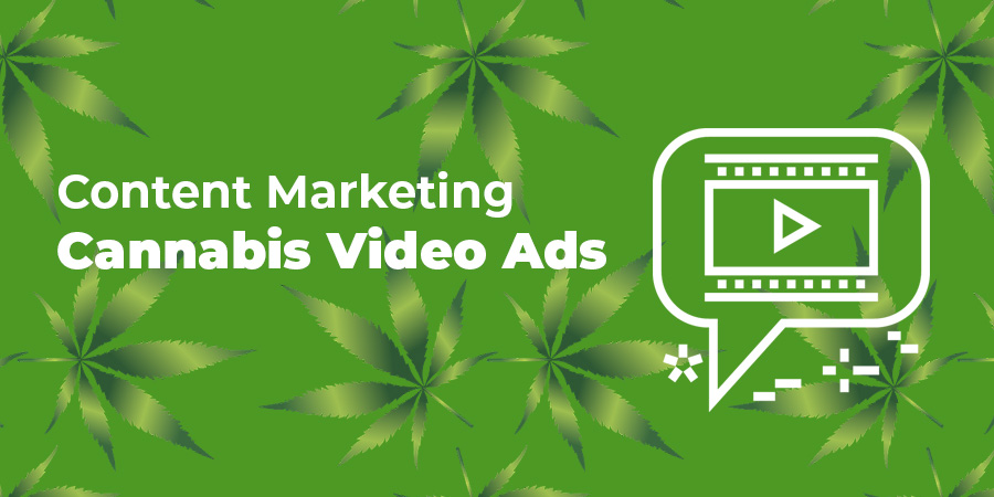 Video marketing services for marijuana and CBD companies. Video ads for cannabis and CBD marketing.