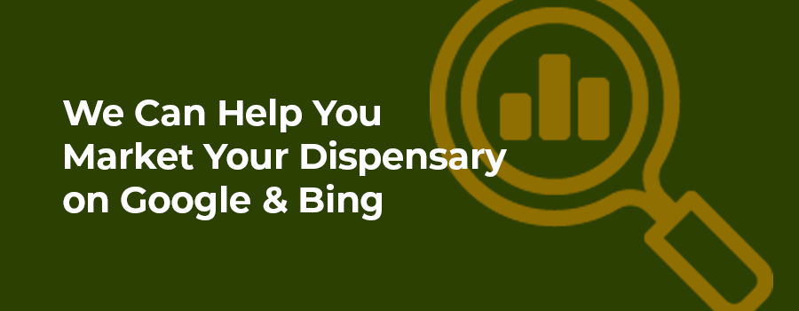 ColaDigital.ca can help you market your dispensary on Google and Bing search engines. Dispensary SEO agency. Dispensary SEO services.