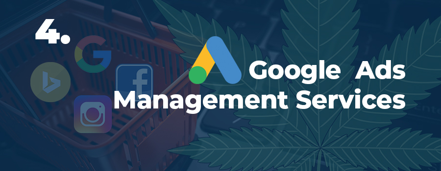 How to use Google Advertising as a cannabis marketing service to grow your CBD business.