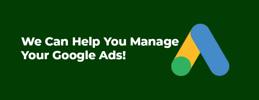 Google Ads management services.