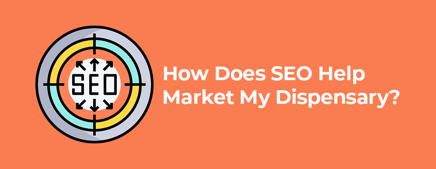 How does SEO help to market my dispensary? What is SEO. How to market your dispensary using Google and Bing search engines. Dispensary SEO agency.