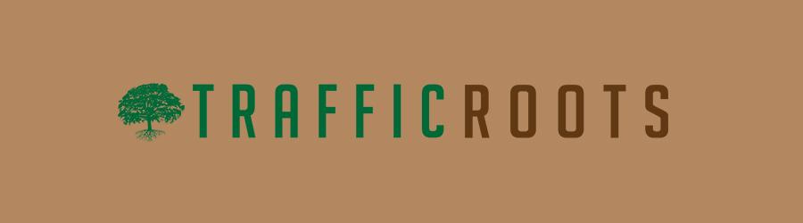 Traffic roots logo. marijuana advertising tips and ideas. Marijuana marketing and SEO agency.