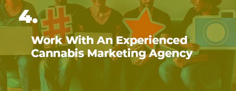 Social media marketing tips for dispensaries and cannabis companies. Social media marketing for marijuana companies. Cannabis marketing agency.