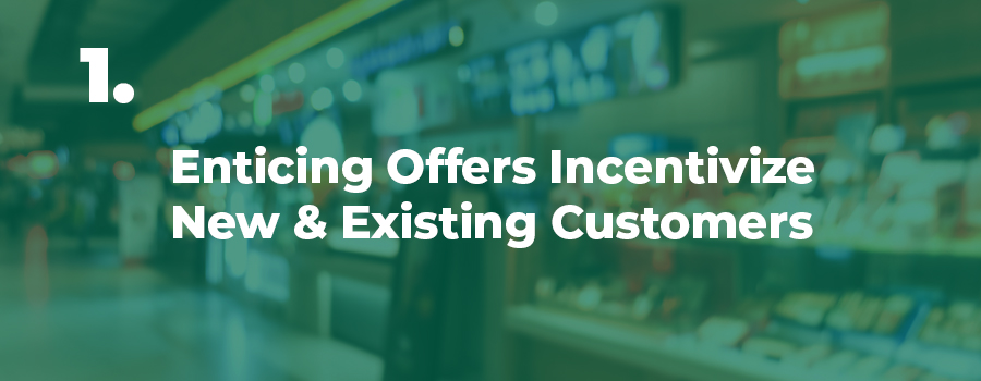 Enticing offers will incentivize new customers to visit and shop at your retail dispensary. Dispensary marketing ideas and examples. Dispensary marketing agency. Local dispensary marketing ideas.