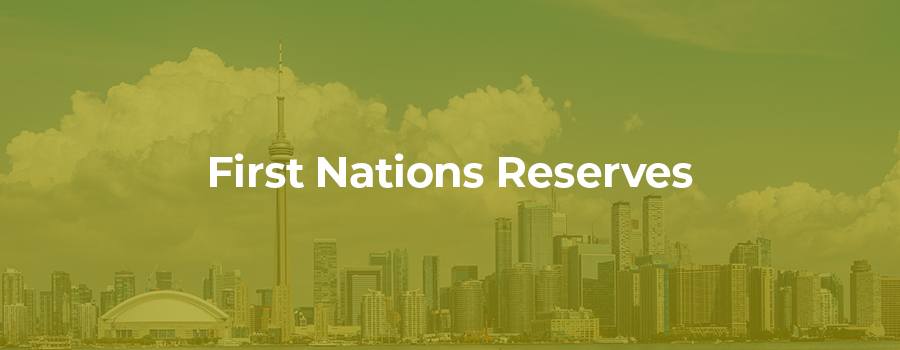 First nations reserve rules for cannabis retail store lottery number 2 in ontario.