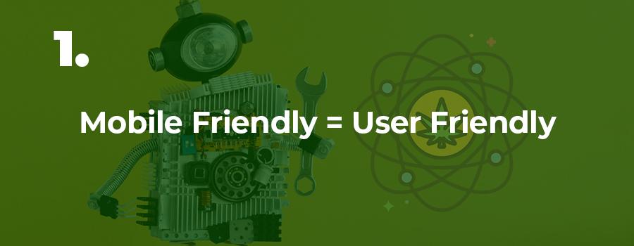 CBD website design tips. Ensure you have a mobile friendly design for yoru CBD website. This ensures the best user experience. CBD Website design company ColaDigital.ca.