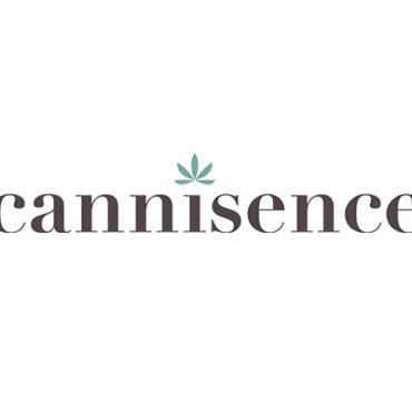 Cannisense Client Logo. CaBD Website Design Company ColaDigital.ca. CBD SEO company.