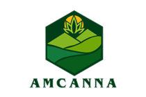 Amcanna CBD Company Logo. CBD Website Design Company ColaDigital.ca