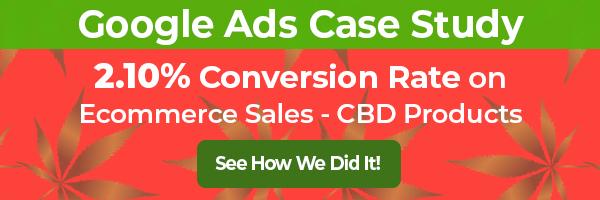 google ads cbd case study cta