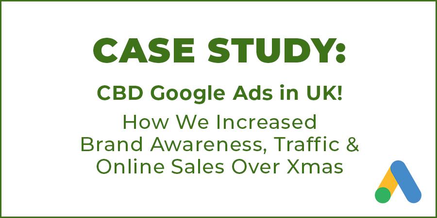 cbd advertising uk