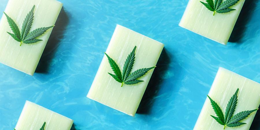 cbd cannabidiol infused soap. CBD marketing agency tips.